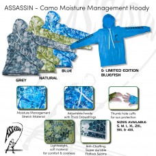 Assassin – Camo Moisture Management Hoody