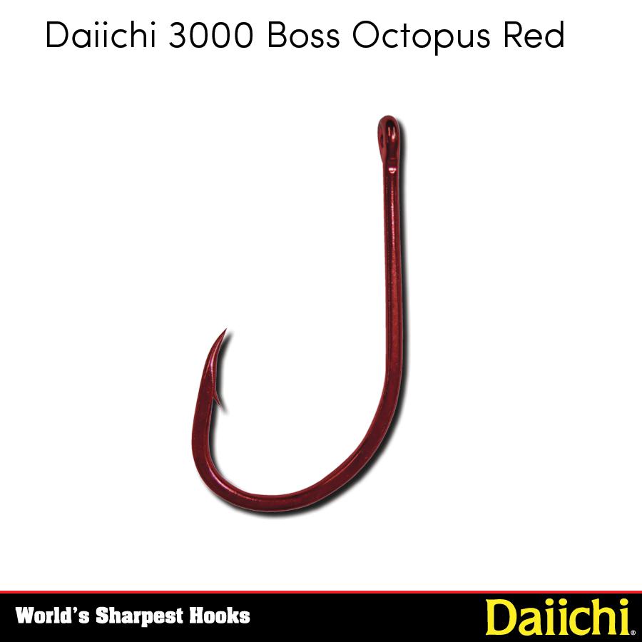 Daiichi - Boss Octopus Red 3000
