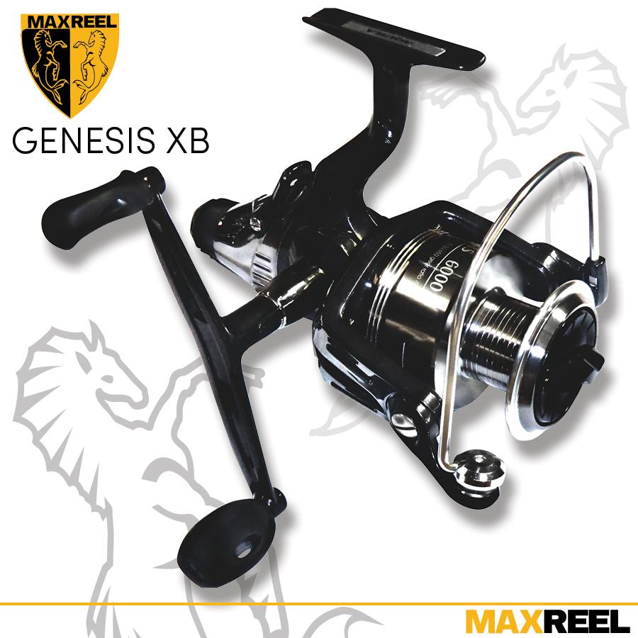 MAXREEL GENESIS XB 6000/10000