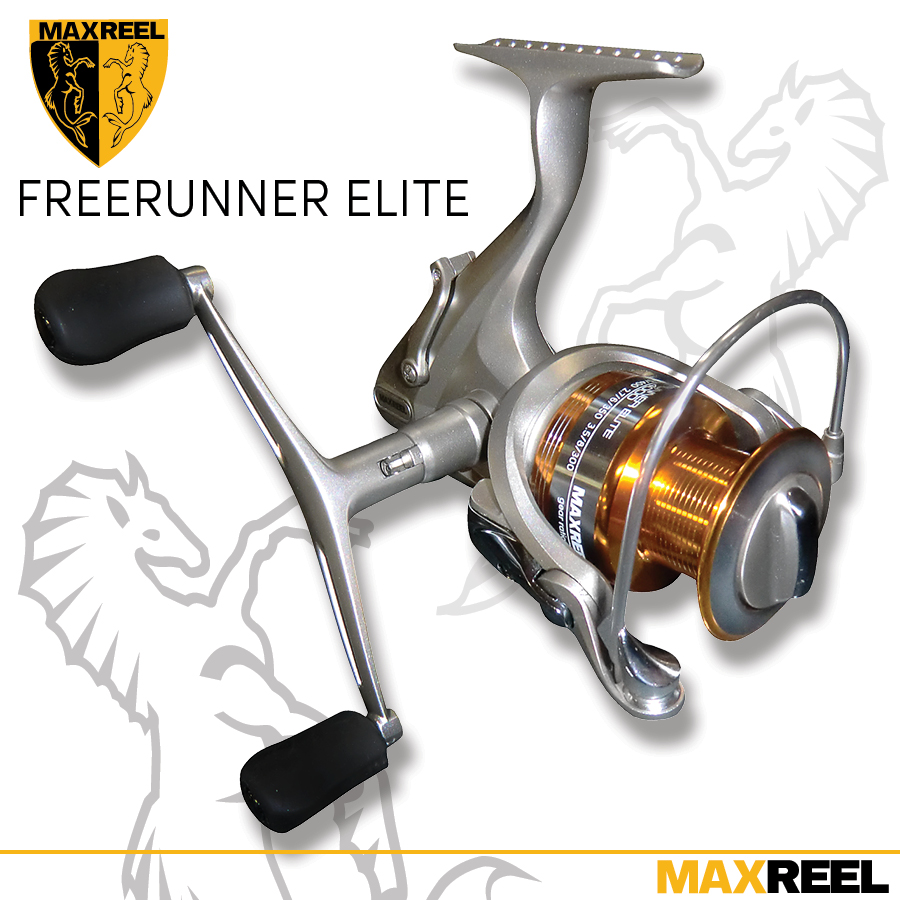 MAXREEL FREERUNNER ELITE 4000/5000/6000