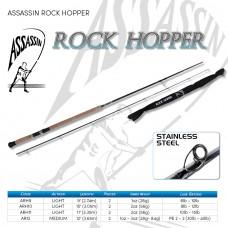 ASSASSIN ROCK HOPPER 2 PIECE 7'/8'/9'/10'/11'