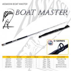 ASSASSIN BOATMASTER