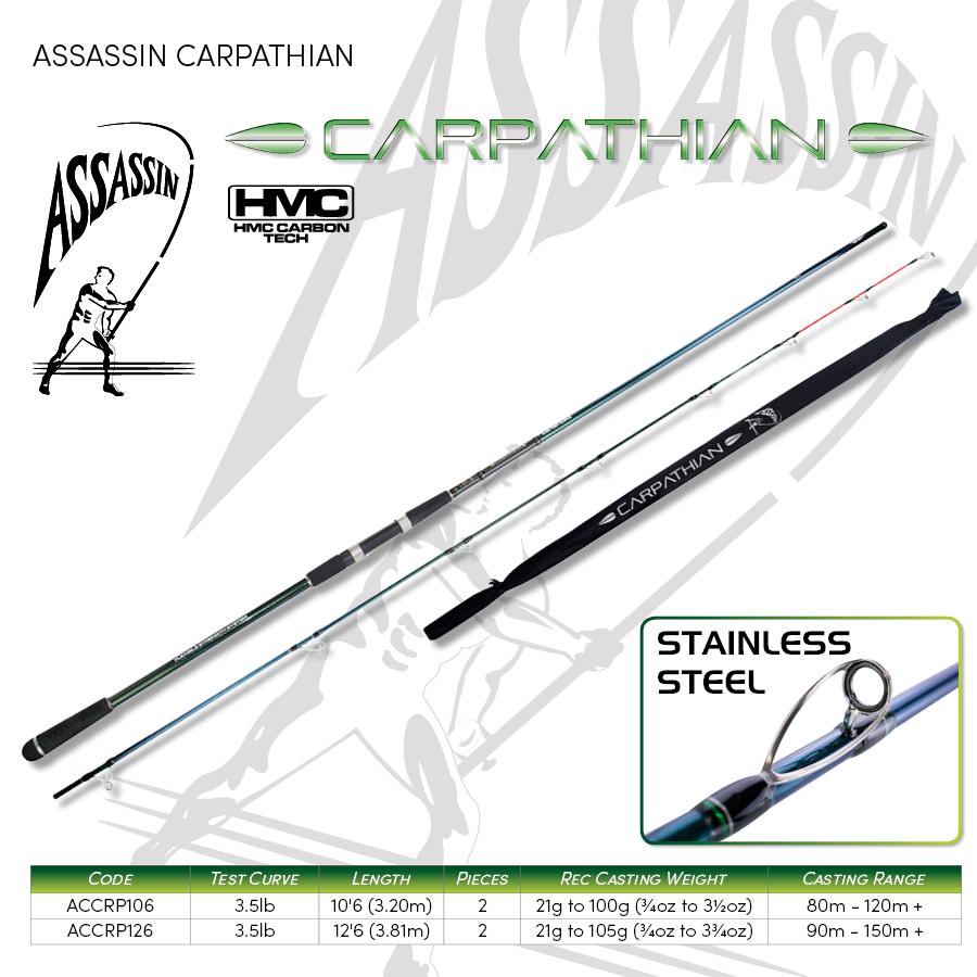ASSASSIN - CARP - CARPATHIAN 12 '