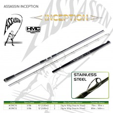 ASSASSIN - CARP - INCEPTION 10' & 12 '