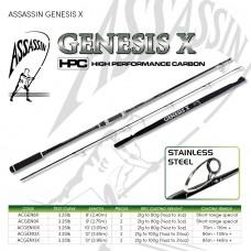 ASSASSIN – CARP – GENESIS X