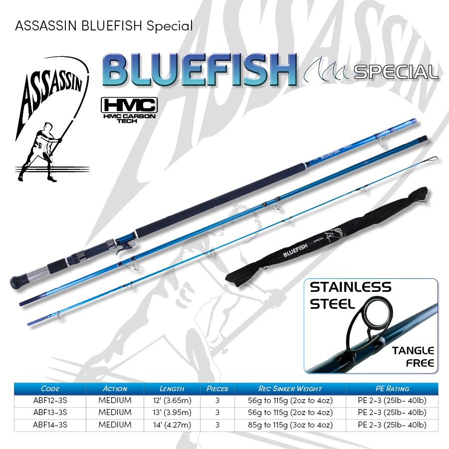 ASSASSIN BLUEFISH SPECIAL