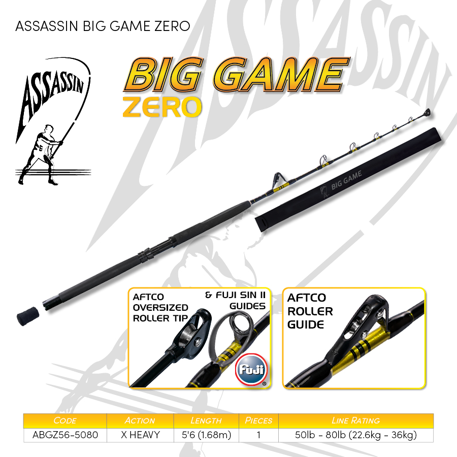 ASSASSIN BIG GAME ZERO