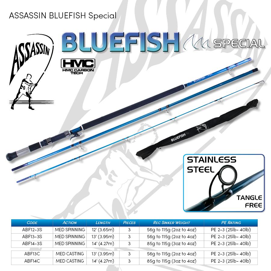 1.Surf - ASSASSIN BLUEFISH SPECIAL
