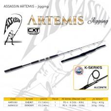 3.Boat, Popping & Jigging -  ASSASSIN ARTEMIS JIGGING