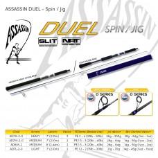 3.Boat, Popping & Jigging -  ASSASSIN DUEL