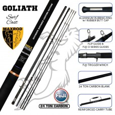 MAXROD GOLIATH SURF CASTING 3 PIECE 14'