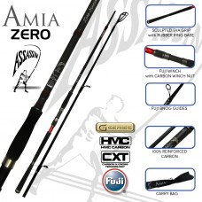 ASSASSIN AMIA ZERO EDITION HEAVY / X HEAVY / XX HEAVY  2 / 3 / 4 PIECE  8'/9'/11'