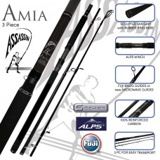 ASSASSIN AMIA TRAVEL SERIES HEAVY / X HEAVY  3 & 4 PIECE
